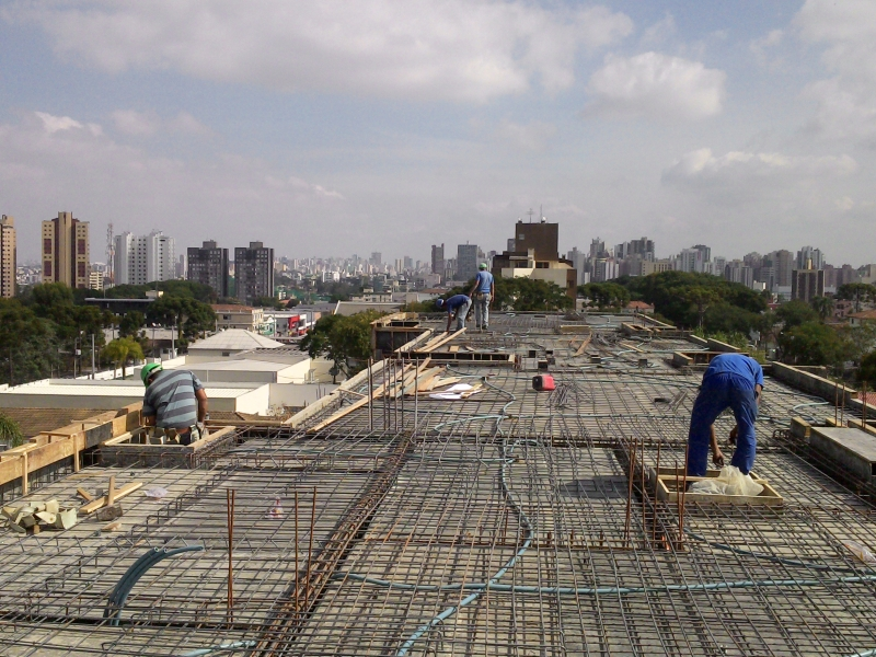 Obras MONTREAL - Maio 2013